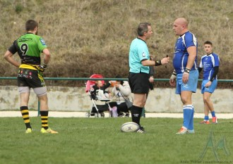 US Jarrrie Champ Rugby - Chartreuse RC (71)