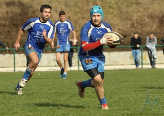 US Jarrrie Champ Rugby - Chartreuse RC (94)