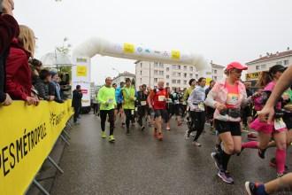 Grenoble - Vizille 2019 le départ (45)