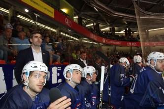 Hockey France - Lettonie (1)