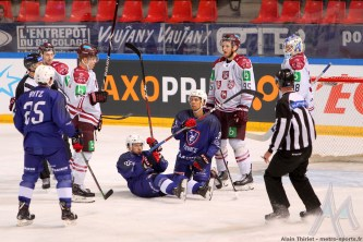 Hockey France - Lettonie (12)