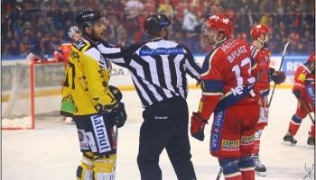 Hockey Rouen Calendrier.Ligue Magnus Le Calendrier Des Bruleurs De Loups Metro