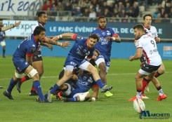 TOP14 FC Grenoble - RC Toulon (58)