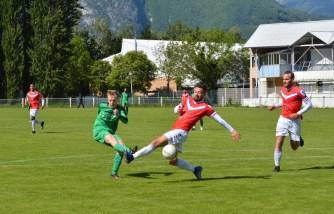 AC Seyssinet - FC Charvieu Chavagneux (44)