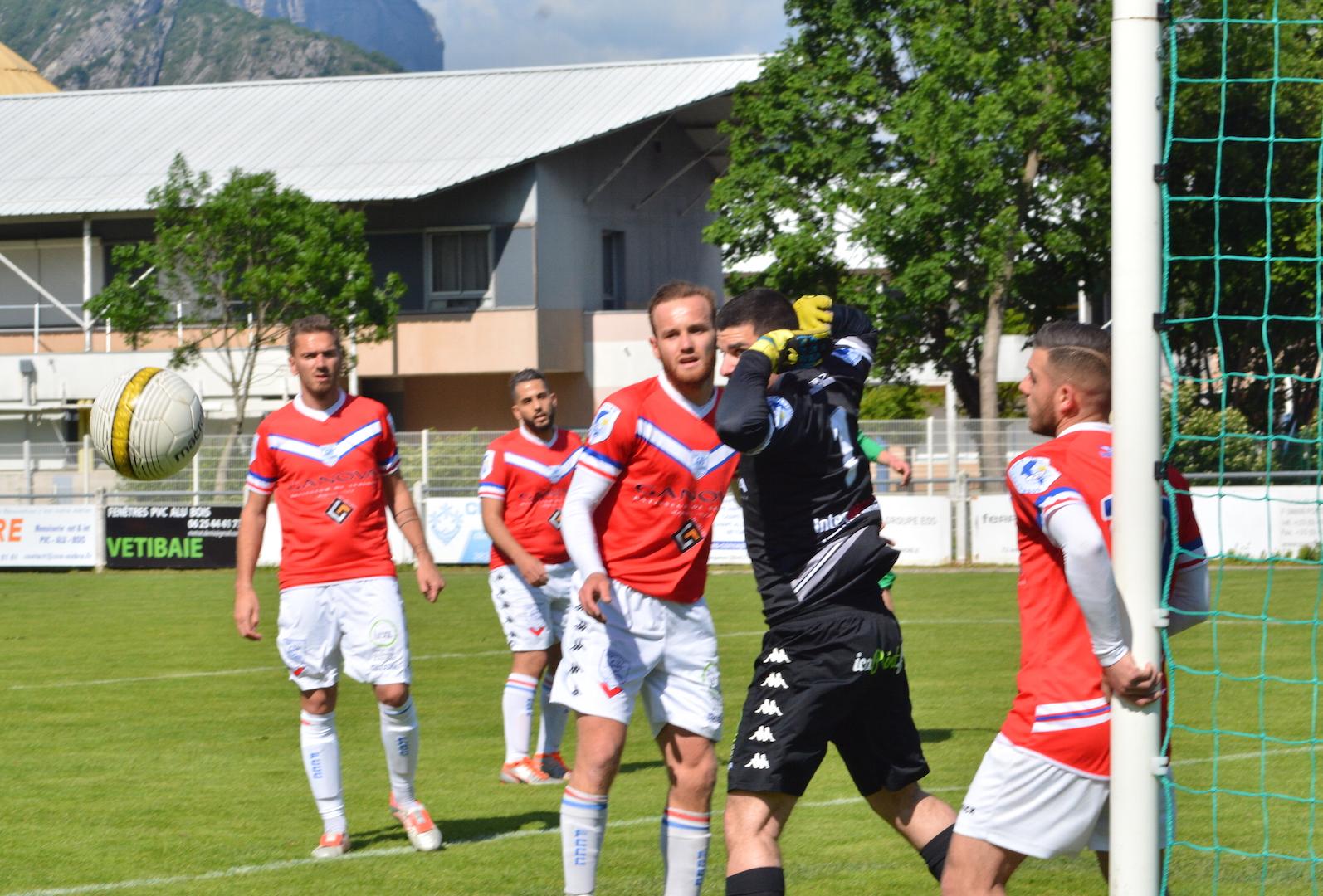 Objectif 6e tour pour le FC Charvieu-Chavagneux - Metro-Sports - Métro-Sports