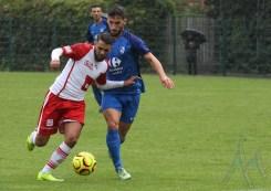 Réserve GF38 - FC Salaise (76)