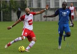 Réserve GF38 - FC Salaise (82)