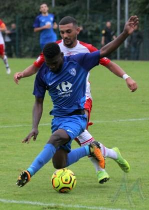 Réserve GF38 - FC Salaise (86)