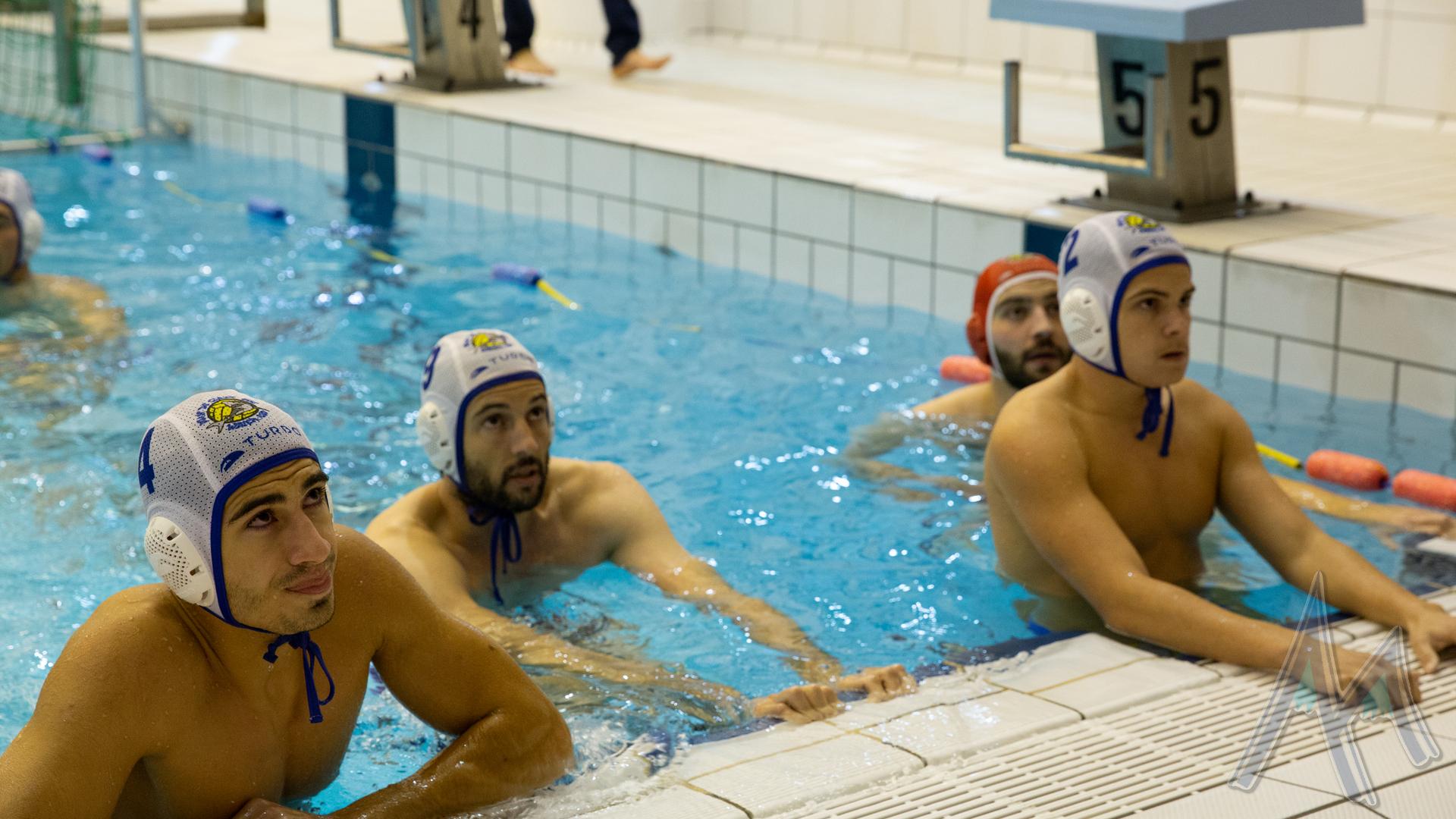 Water-Polo : le Pont-de-Claix GUC défait à Harnes - Metro-Sports - Métro-Sports