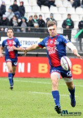 Pro D2 FC Grenoble - Montauban (38)