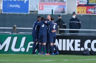 GFA74 Rumilly Vallières - Le Puy Foot 43 (14)