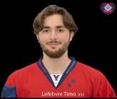Yetis 2021- #32 Lefebvre Timo