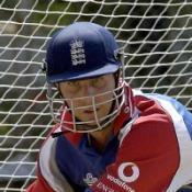 Vaughan targets Ashes return