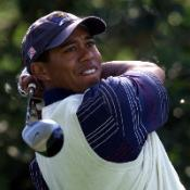 Tiger back in contention