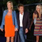 Celebrity family feuds