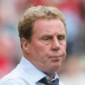 Redknapp wants to move on