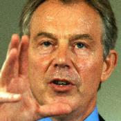 Blair hails 'Afghanistan progress'