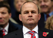 RFU boss backs Robinson