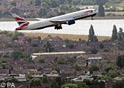 Heathrow Plane