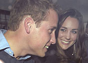 Will and Kate go on double date