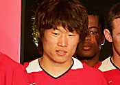 Park back to boost United cause