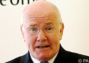 John Reid Home secretary
