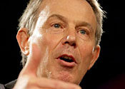 Tony Blair is now an outside contender
