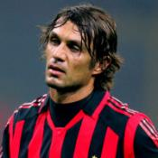 Maldini blow for Milan