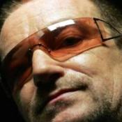 Bono's fireplace flap