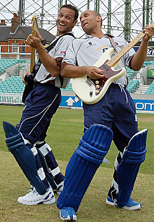 Butcher and Ramprakash