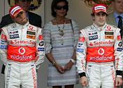 Fernando praise for Hamilton