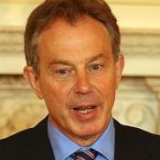 Blair calls for Johnston's release