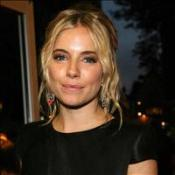 Sienna steps out for Interview premiere