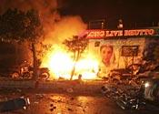 Scores dead in Pakistan suicide attacks