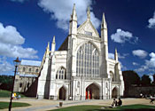 Winchester least eco-friendly city