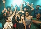 club dancing