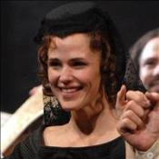 Ben cheers Jen's Broadway debut