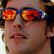 Alonso ends McLaren stint