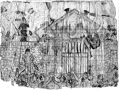Cool Jail Drawings