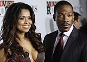Eddie Murphy has tied the knot