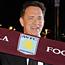 Hanks enjoys a Villa thriller