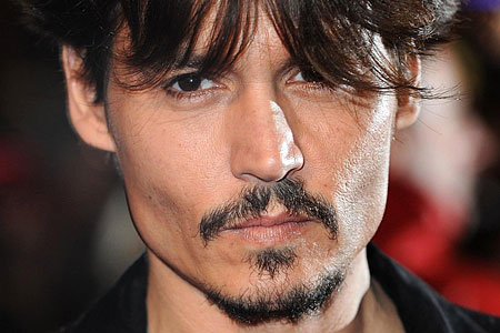 Johnny Depp has admitted to experimenting with drugs when he was younger