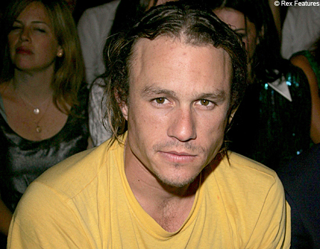 Heath Ledger died midway through filming The Imaginarium of Dr Parnassus