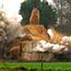 Massive wartime bomb destroyed