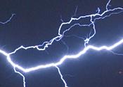 Lightning, electricity