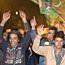Opposition winners gang up on Musharraf