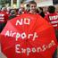 Heathrow fiasco at new terminal