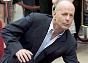 Aaaaaaand it's Bruce Willis, to play Murray Walker?