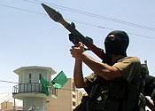 25 dead as Gaza violence erupts