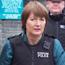 Harman defends her stab proof vest